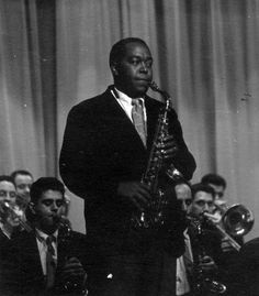 Charlie Parker in concert with the Bill Potts Orchestra -- Washington D.C. (1953)