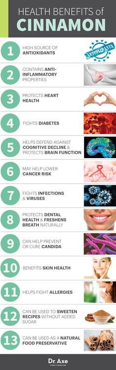 Cinnamon Benefits  http://www.draxe.com #health #holistic #natural