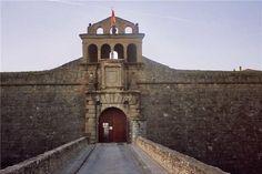 Ciudadela de Jaca, Huesca, España.