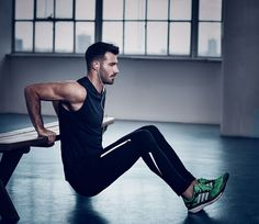 An effective, full-body workout session crammed into the shortest conceivable amount of time.