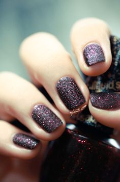 Stay the Night // Liquid Sand by OPI. Just bought this - love it.