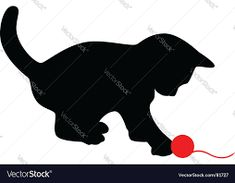 Image result for cat silhouette
