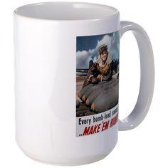 Make Em Right Mug http://www.cafepress.com/historicmugs.971473310