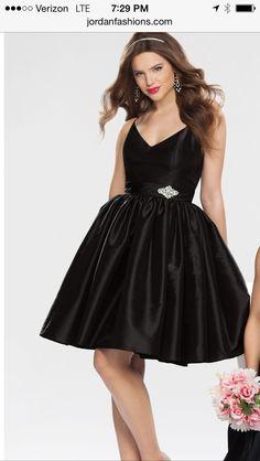Jordan fashions bridesmaid dress 1113