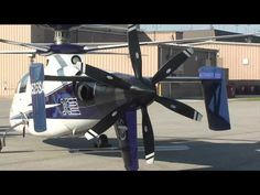 Sikorsky demonstrates new X-2 helicopter