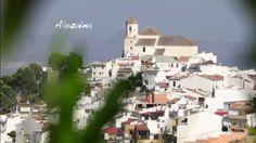 Alozaina HD: Un pueblo blanco de huellas árabes. Provincia de Málaga y s...