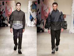 Christopher Shannon, Menswear, Day, Men Wear, Men Clothes, Men's Apparel, Mens Fashion, Men's Clothing