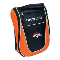 03632aeeb60 Team Golf Denver Broncos Golf Shoe Bag, Multicolor #golfcoursephotography  Denver Broncos Shoes, Golf