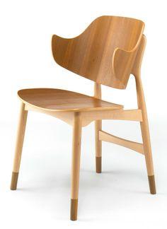 Ib Kofod-Larsen IL-08 Chair