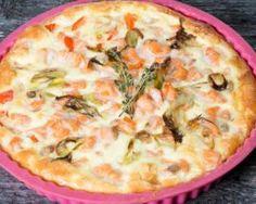 Quiche coquine régime au saumon, feta et épinards : http://www.fourchette-et-bikini.fr/recettes/recettes-minceur/quiche-coquine-regime-au-saumon-feta-et-epinards.html