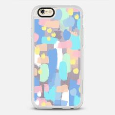 Abstract pastel - New Standard Case