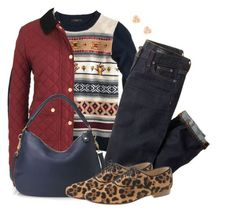 """""""Sweater idea 4"""" by villasba ❤ liked on Polyvore featuring J.Crew"""