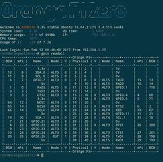 Control the orange pi zero GPIO – d0wn