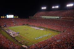 The game was great, except for Auburn's ever changing rules of what you can and can't take into the stadium. Description from scottfillmer.com. I searched for this on bing.com/images