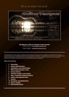 23 Best Virtual Guitar Vst Acoustic Nylon 6 12 Steel String
