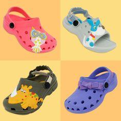 A Plugt alia conforto e estilo em seus calçados, para as crianças usarem desde as festas até o playground, sem perder o estilo! www.Dinda.com.br