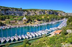 South of France Yacht Charters –The busy cities of Nice, Monaco, Cannes and St Tropez will satisfy your hunger for glamour, while Marseilles (the second largest city in France) and much smaller Toulon have a more laid back atmosphere  #motor #sailing #yachts #French #Riviera #Cote #D'Azur #South #France #yacht #charter