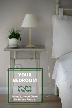 Bedroom decluttering and cleaning tips from the Experts at Fantastic Services. White Bedroom Modern, Rustic Bedroom Decor, Modern Bedroom Decor, Decor, Bedroom, Home Bedroom, Modern Bedroom, Home Decor, Retreat