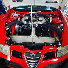 Engine Swap, The Past, Engineering, Cars, Vehicles, Engine, Autos, Car, Car