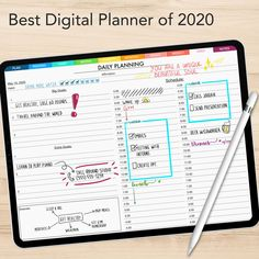 PDF Digital Planner for Goodnotes, Notability or similar apps – BOSS Personal Planner Goals Planner, Monthly Planner, Fitness Planner, Budget Planner, Planner Apps, Study Planner, Planner Ideas, Goal Planning, Planning Your Day