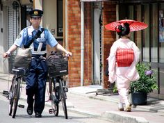 Japan's Police Force Announce Rapacious US Style Image Change