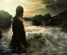 The path of LOVE isn't easy. I am shipwrecked and must be sunk. ~Rumi.