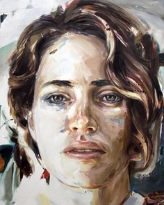 Nick Lepard....painted the most beautiful woman on earth :)
