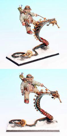 Ogre Maneaters - Page 151 Warhammer Aos, Warhammer Fantasy, Warhammer 40000, Diorama Ideas, Fantasy Battle, Hobgoblin, Warhammer 40k Miniatures, Mini Games, War Machine