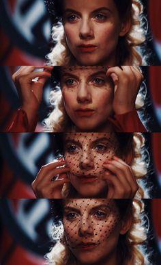 Inglorious Basterds - Shosanna Dreyfus. Beautiful scene.