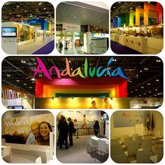 Presencia de Andalucía en la  WTM 2013
