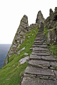 Great Skellig, Ireland