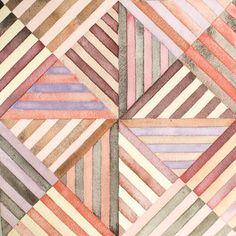 Serena Mitnik-Miller Pretty Patterns, Beautiful Patterns, Color Patterns, Illustrations, Illustration Art, Collages, Art Graphique, Textile Patterns, Textiles