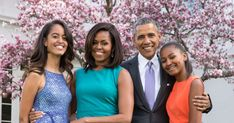 The Obama family has returned to private life after eight years in the White House.