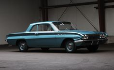 1961 Buick Special Coupe