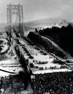 Essex County, Bergen County, Jersey Girl, New Jersey, Fort Lee, Washington Heights, Vintage New York, Hudson River, George Washington Bridge