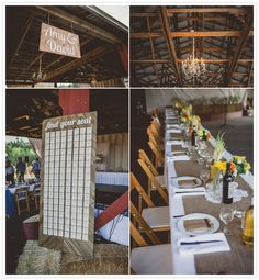 DIY Barn Wedding | Ameris