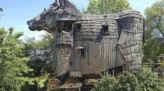 La Balade des Gnomes (Durbuy, Bélgica)