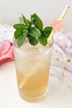 Cocktail Recipes | Drink Recipes | Enjoy the refreshment of springtime with our Spring G.L.O. Cocktail recipe created for Phoenix Public Market. [sponsored] 2geekswhoeat.com