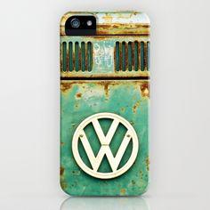 VW Retro iPhone & iPod Case by Alice Gosling - $35.00
