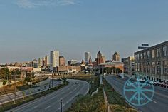 Milwaukee's skyline by mtownphoto on Etsy