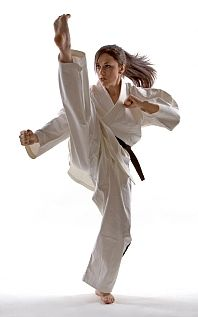 Martial Arts stretching exercises