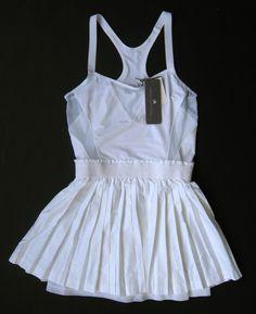 Adidas Stella McCartney Tennis Dress 2 Caroline Wozniacki Ballet S