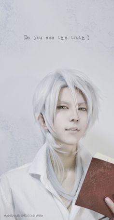 Makishima Shougo | Psycho-Pass #cosplay #anime