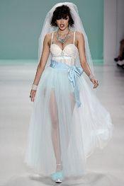 Betsey Johnson - New York Fashion Week : spring/summer 2015