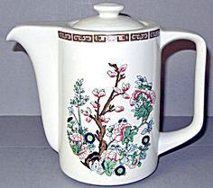 Steelite Indian Tree Teapot
