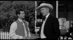 The Man Who Shot Liberty Valance - John Houston - 1960