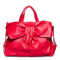 {the Alva handbag} put a bow on it