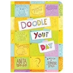 Doodle Your Day introduces your child to microjournaling: journaling in small bits. With 365 doodle and journaling prompts for your young artists, Doodle Your Day makes microjournaling easy.