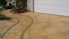 From entries and footpaths to driveways and pool decks, A Better Driveway Melbourne will bring your home improvement dreams to reality. Stamped Concrete Driveway, Concrete Driveways, Exposed Aggregate Driveway, Cement Work, Melbourne, Brisbane, Pool Decks, Landscape Design, Tile Floor