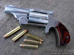 22 magnum mini revolver